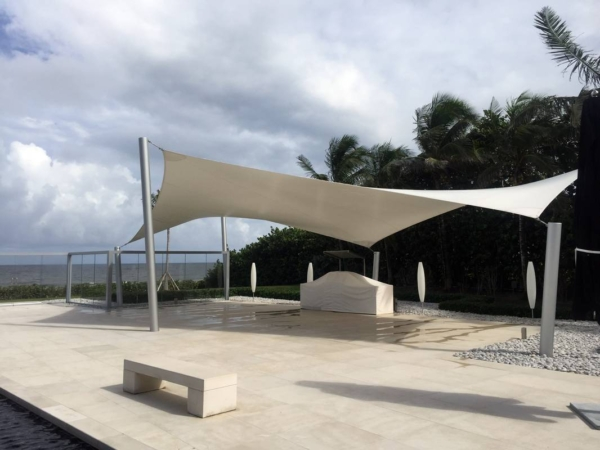 Jupiter Island Design Shade Sails